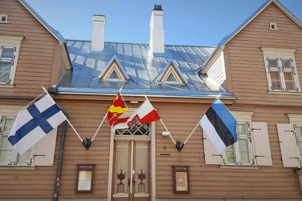 Tampere Majan seminaaritila