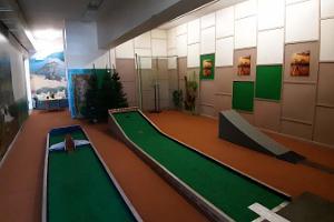 Поля для гольфа в поместье Эссу