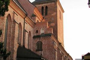 Lutherische Johanniskirche (Jaani kirik) in Tartu (dt. Dorpat)