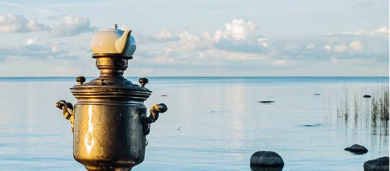 Der Peipus-See