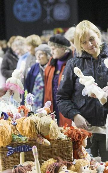 Martin markkinat Tallinnassa