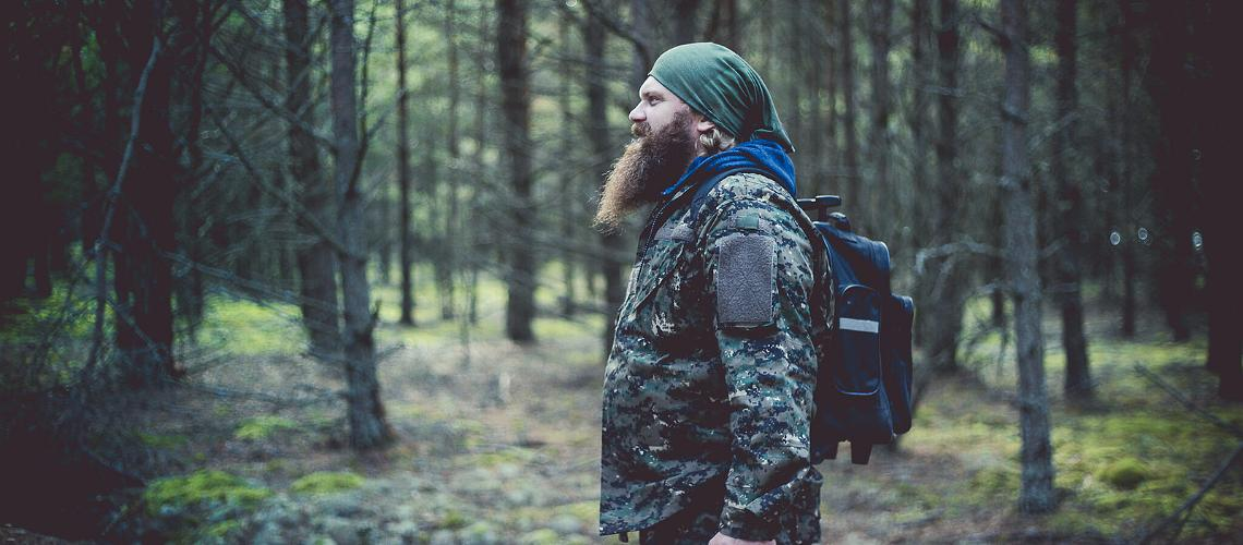 Lihtne, kuid unustamatu ööbimine keset metsa