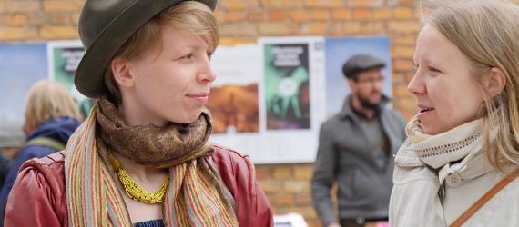 Блошиные рынки в Эстонии