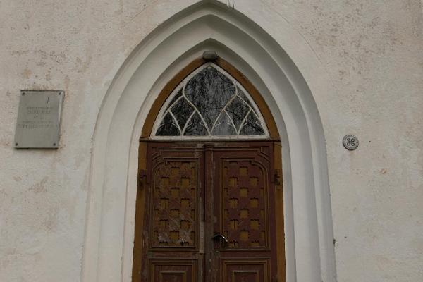 Церковь Девы Марии в Пайсту
