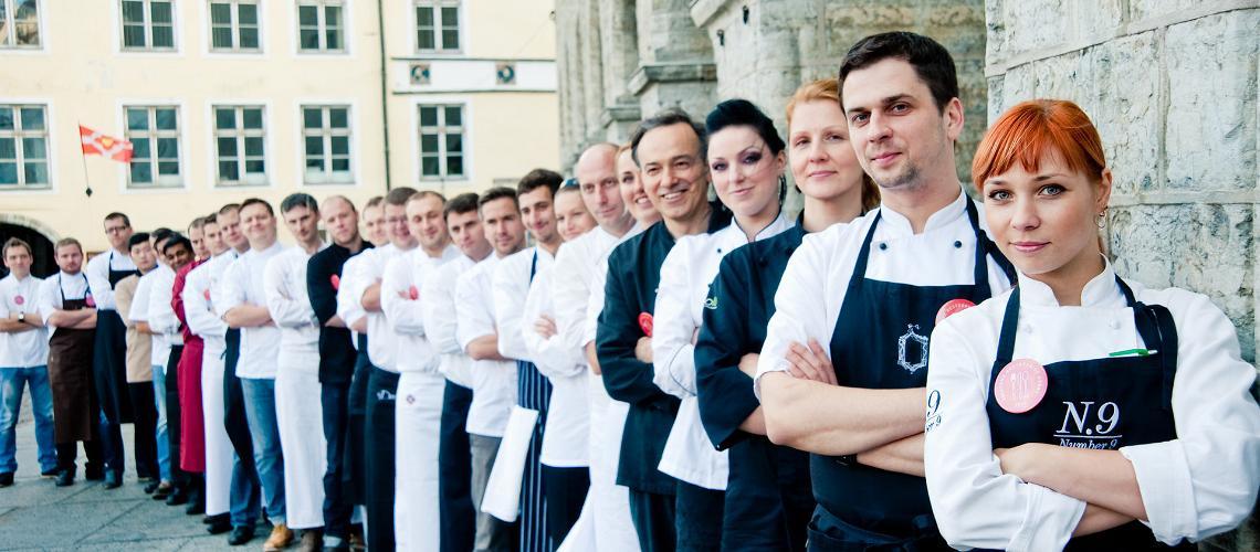 Tallinn restaurants, Visit Estonia