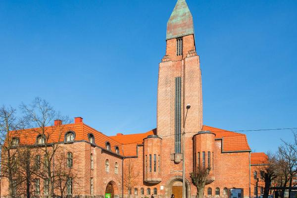 Tarton Paavalinkirkon torni