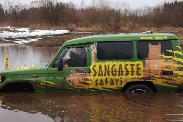 Sangaste Safari - iga ilmaga!
