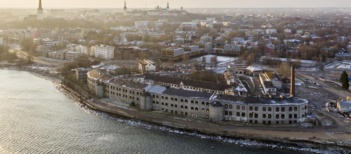 Patarei-fängelset – ett minnets fyrtorn i hjärtat av Tallinn