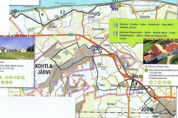 Põruta jalgrattal baltisaksa ja polaaravastuste teekonnal!