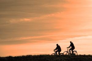 Ar velosipēdu tieši Purtsē!