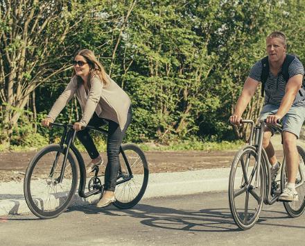 Bicycle Route Rohuküla-Haapsalu-Linnamäe-Sutlepa-Riguldi-Spithami-Nõva