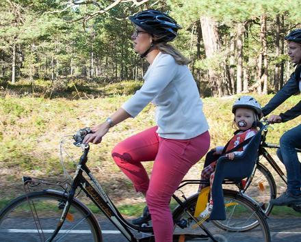 Bicycle tour in Käina-Kassari