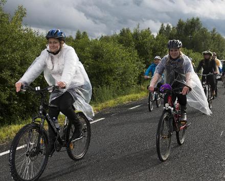 Jalgrattatuur Pärnust Soomaa Rahvusparki