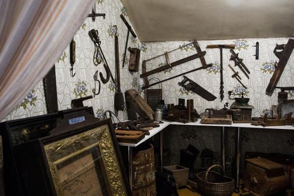 Kolkjas vecticībnieku muzejs