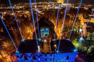Tartu Universitātes muzeja Doma baznīcas torņi