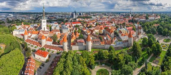 Tallinn Old Town - Tallinn 800