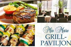 Restorani Mio Mare grill-paviljon