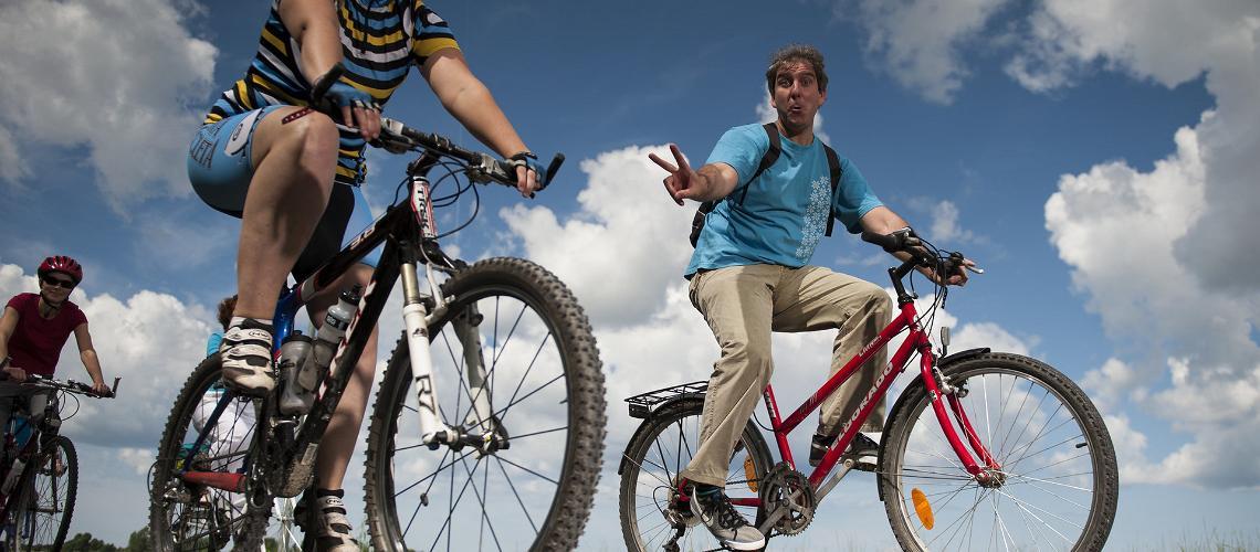 Omanäolised jalgrattamatkad ja -üritused