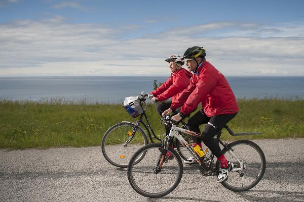 Die schönsten Fahrradtouren auf den estnischen Inseln