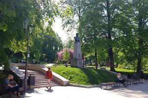 Памятник Николаю Пирогову