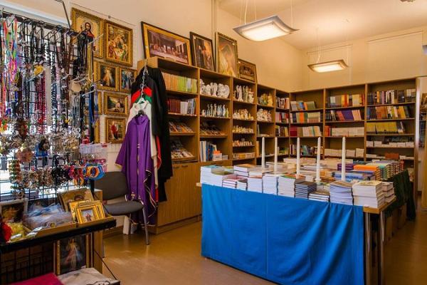 Bookstore of Tartu St. Paul's Church