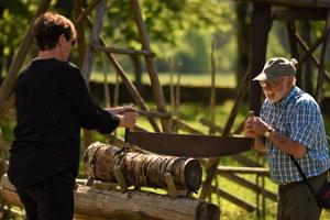 Mihklin maatilamuseo Saarenmaalla