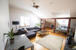 Tartu Home Apartments – spacious penthouse in the Old Town