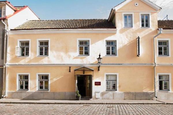 Отель Tribe Theory Tallinn