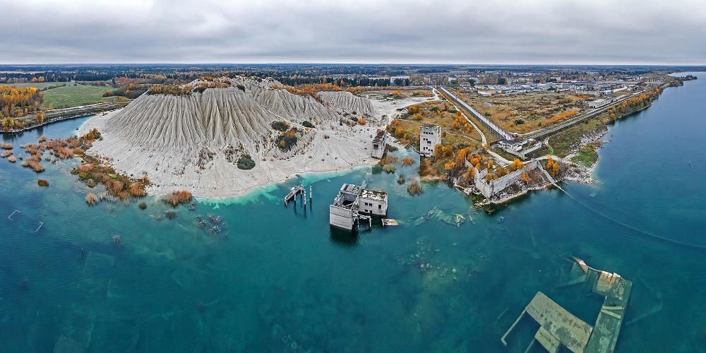 Rummu quarry, Visit Estonia