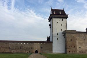 Guidad dagstur från Tallinn tills östra riksgränsen och tillbaka