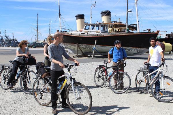 Eesti toidu tuur jalgrattal