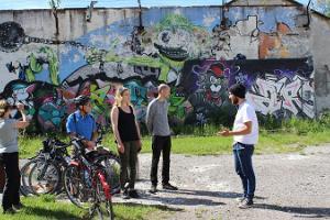 Food and Bike Tour