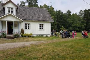 Erholungsgebiet auf Hiiumaa und Besuchszentrum Ristna
