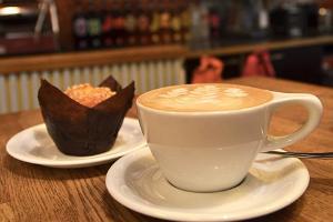 Caffeinen kahvila