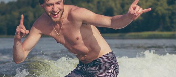 Серфинг в Эстонии