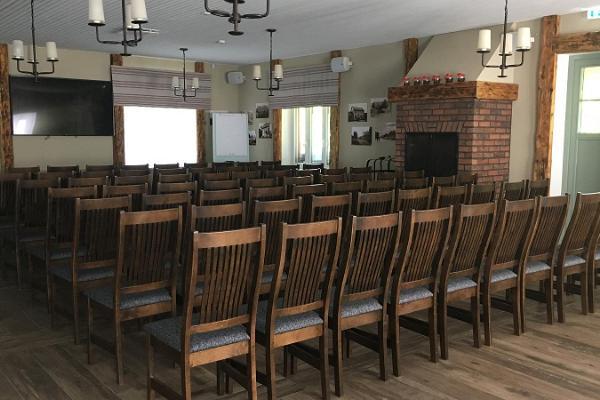 Käru Kõrtsi seminari- ja peoruum