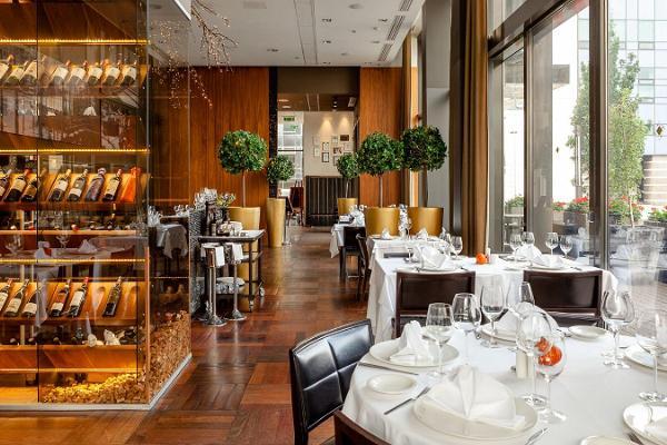 Restaurant and café Gianni