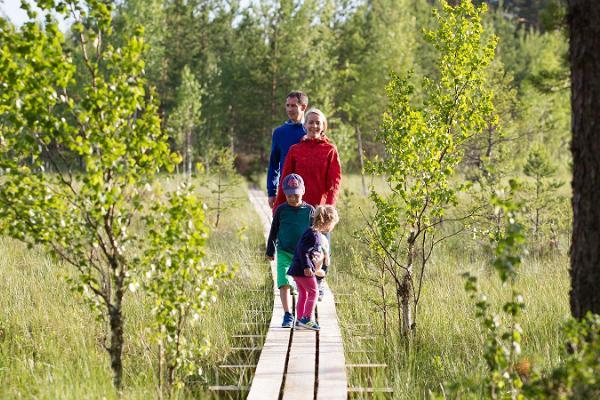 Kotka hiking trail
