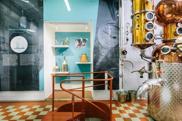Liviko Distillery classic tour