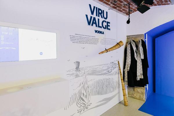 Liviko Distillery interaktiva musum