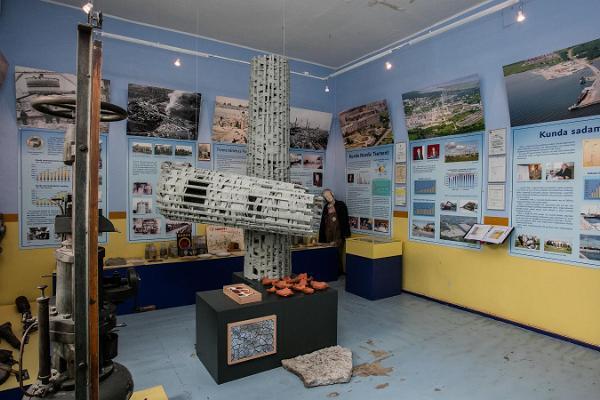 Цементный музей города Кунда