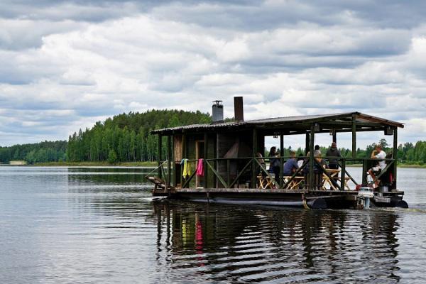 Paunküla Reservoir