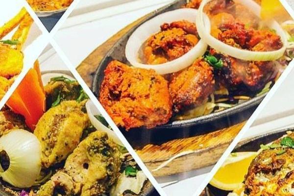Intialainen ravintola Akbana