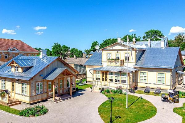 Villa Frieda külaliskorterid