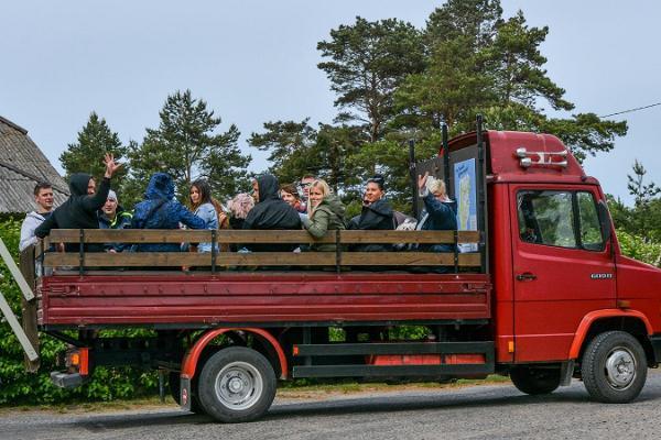 """Segling till Kynö med yachten """"Take off"""""""