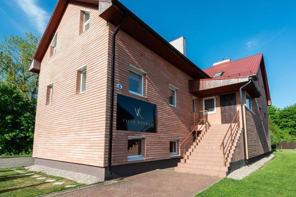 Gästehaus der Villa Konrad