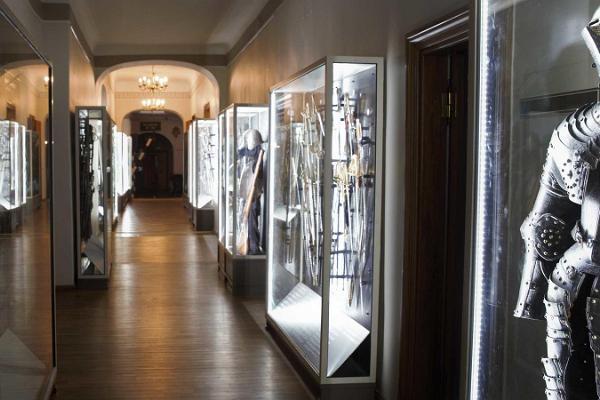 Igaunijas Kara muzejs - ģenerāļa Laidonera muzejs