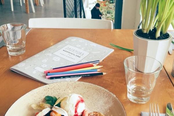 Café-Restaurant Trikster Tihane