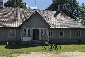 Nuckös hantverksbutik HEIN och turistinformation