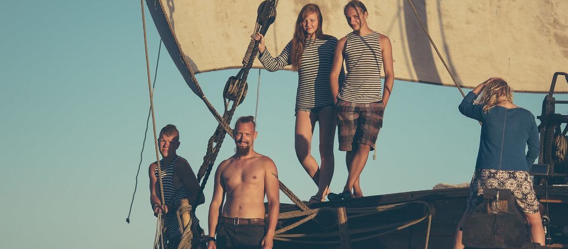 Tuuli purjeissa Viroon